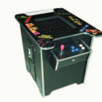 2 Player Classic Arcade Machine (60 Games)