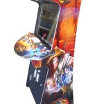 4 Player Mortal Kombat Stand up Machine <br> (2019 Games)
