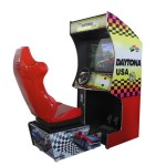 Daytona USA Car Racing (107 Games)