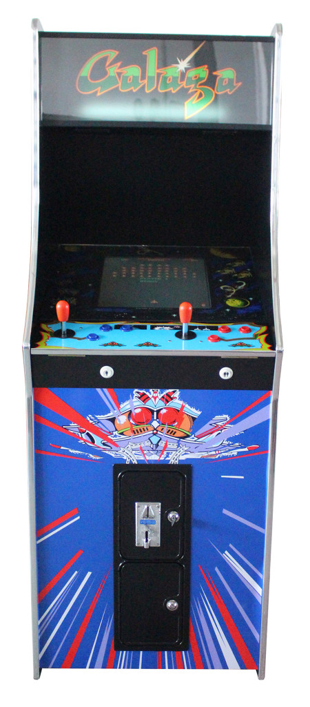 galaga stand up 60 game perth arcade machines. Black Bedroom Furniture Sets. Home Design Ideas