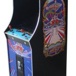 Galaga Stand up (60 game)