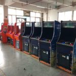 Space Invaders Stand up (60 games)