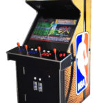 4 Player NBA Jam Stand up (3500 Games)